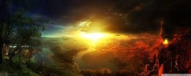 Ba từ giữa Địa ngục và Thiên đàng