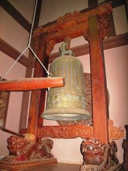 mo_Chuông chùa Minh Thanh