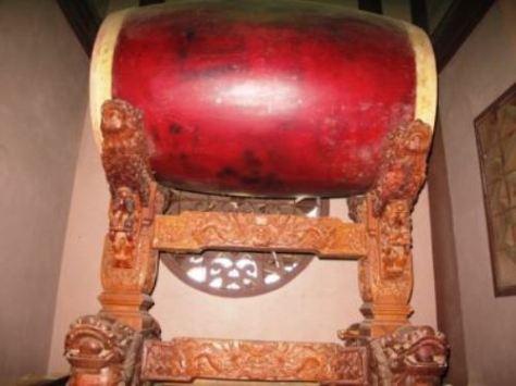 mo_Trống chùa Minh Thanh