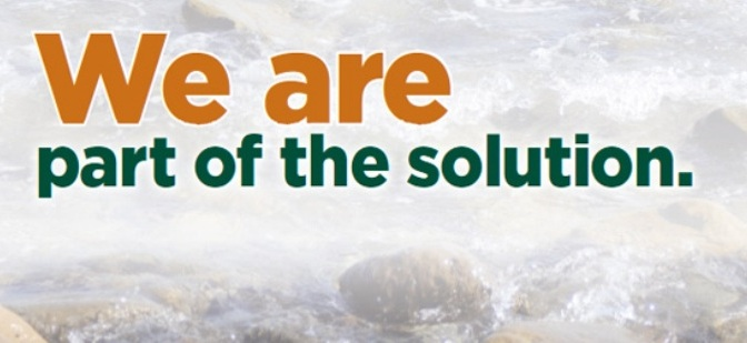 Chúng ta là một phần của giải pháp