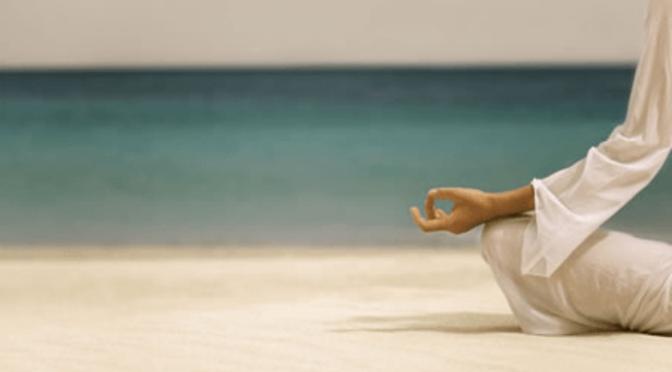 Tĩnh lặng và thanh thản để kiên trì đến  thành công