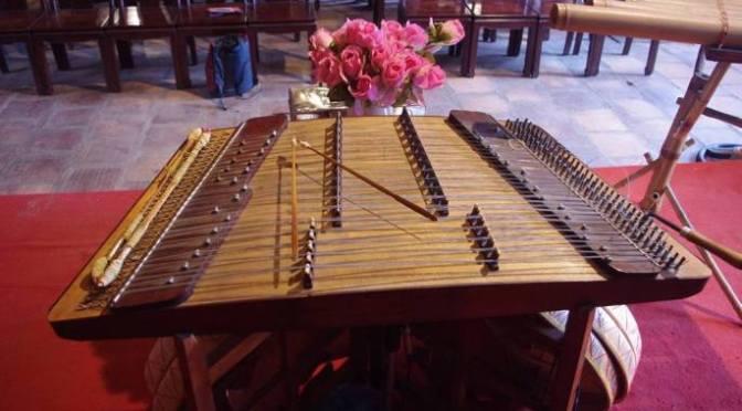 Nhạc cụ cổ truyền VN – Đàn Tam Thập Lục