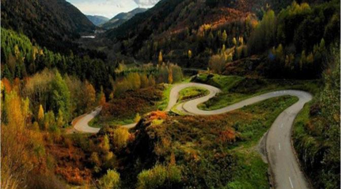 Những con đường dài