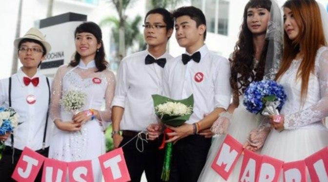 Việt Nam nên làm gì về hôn nhân đồng tính?
