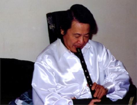 Sáo thần Nguyễn Đình Nghĩa và Sáo.