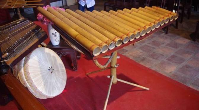 Nhạc cụ cổ truyền VN – Đàn K'lông Pút