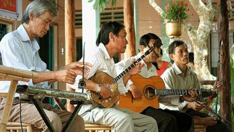 Đờn ca tài tử đã trở thành đặc sản văn hóa riêng của người dân Nam Bộ.