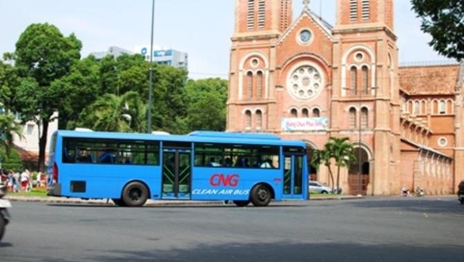Xe buýt Sài Gòn