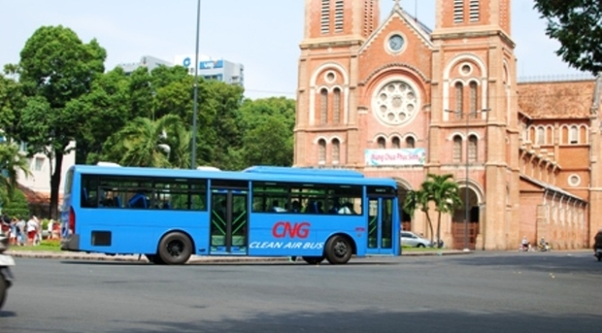 What should the government do to improve the transportation in Ho Chi Minh city?