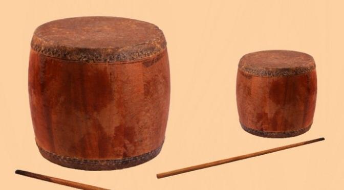 Nhạc cụ cổ truyền VN – Trống Chầu/Trống Đế
