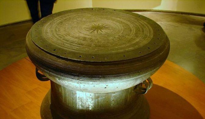Nhạc cụ cổ truyền VN – Trống Đồng