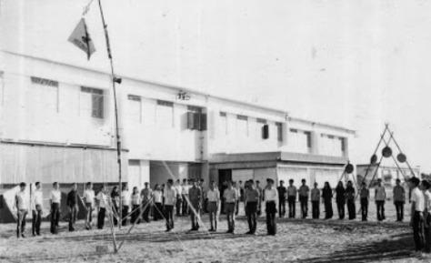 Đoàn Du Ca An Giang tổ chức trại huấn luyện.