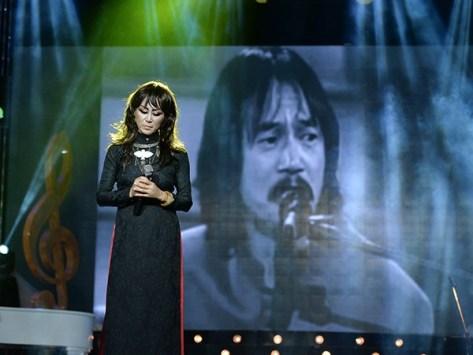 Cuối năm ngoái, Lê Uyên đã có một liveshow dành tặng cho người chồng quá cố tại Sài Gòn.