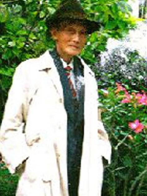 Nhạc sĩ Nguyễn Văn Tuyên (1909-2009). Ảnh: Tư liệu
