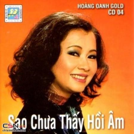 Ca sĩ Hoàng Oanh.