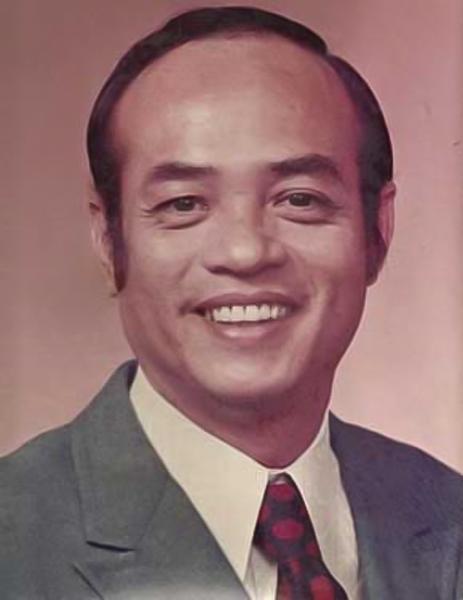 Tài tử điện ảnh Lê Quỳnh.