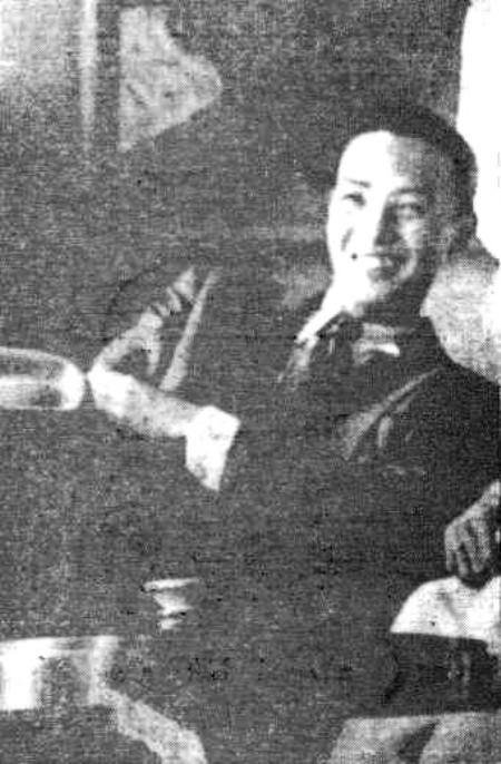 Nhạc sĩ Đặng Thế Phong.