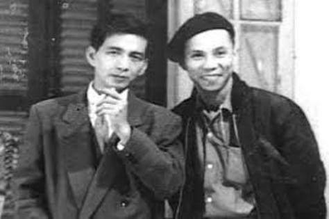 NS Đoàn Chuẩn và Từ Linh - 1950.