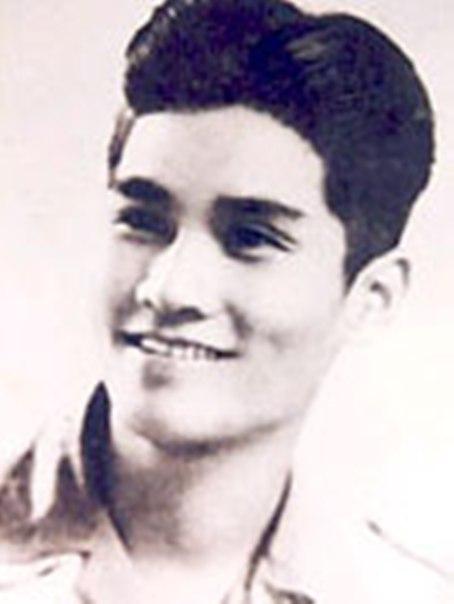 NS Nguyến Văn Tý thời trẻ.