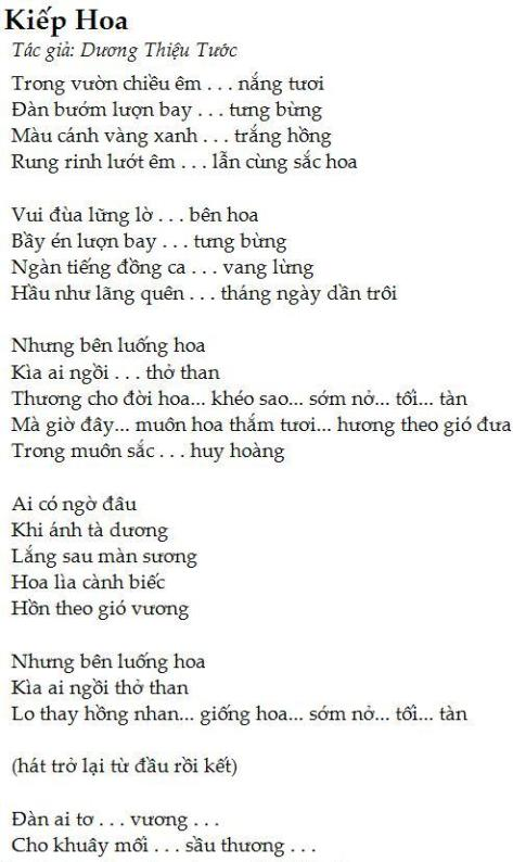 duongthieutuoc_Kiếp Hoa