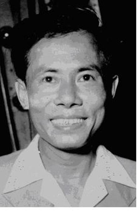 Nhạc sĩ Lê Thương.