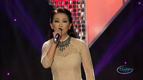 Ca sĩ Hương Thủy.
