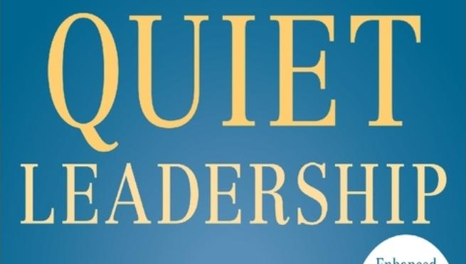 Tĩnh lặng để lãnh đạo