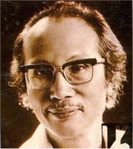 Nhạc sĩ Tô Vũ thời trẻ