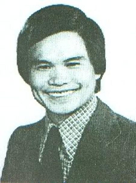 NS Lê Mộng Nguyên thời trẻ.