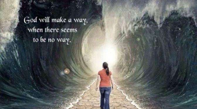 God Will Make A Way- Chúa sẽ có cách (cho em)