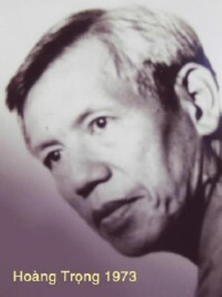 Nhạc sĩ Hoàng Trọng.