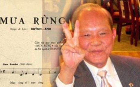 Nhạc sỹ Huỳnh Anh qua đời ở tuổi 81.