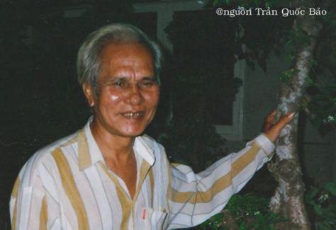 Ảnh NS Khánh Băng do TQB chụp khoảng năm 1996.