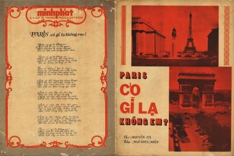 ngothuymien_Paris Có Gì Lạ Không Em1