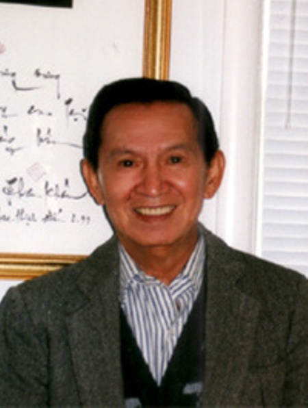 Nhạc sĩ Nhật Bằng.