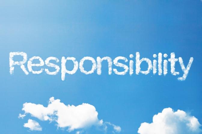 Chịu trách nhiệm cá nhân