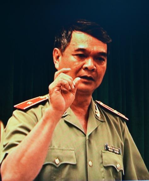 Thiếu tướng Nguyễn Văn Khánh phân tích các dấu hiệu phạm pháp của Cty Thuận Phong