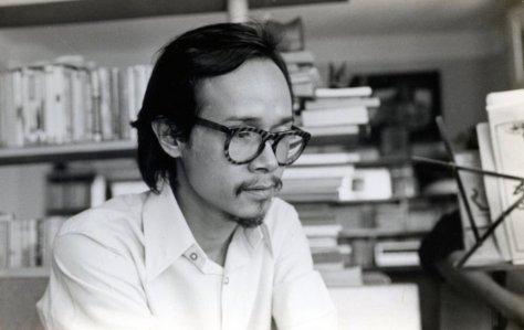 Nhạc sĩ Trịnh Công Sơn.