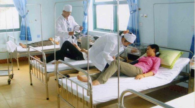 Chuyện ở bệnh viện
