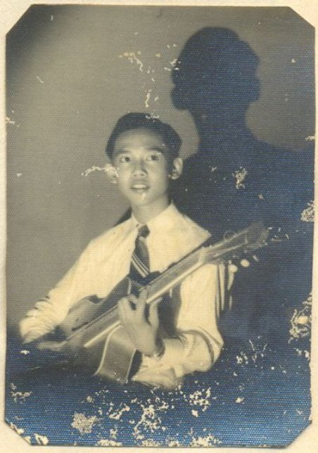 Nhạc sĩ Anh Việt Thu.