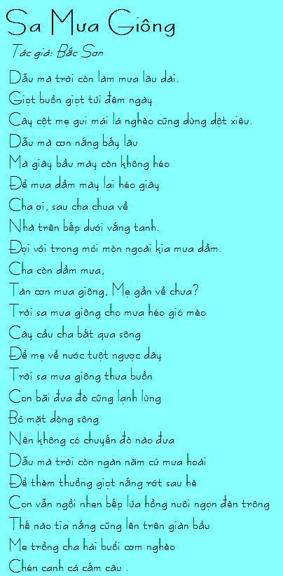 bacson_Sa Mưa Giông