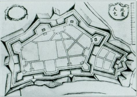 Hadua2_Dien_Khanh_Citadel_old_map