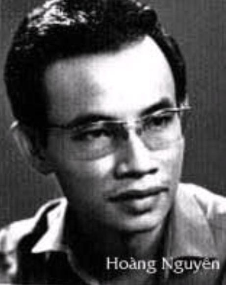 Nhạc sĩ Hoàng Nguyên.