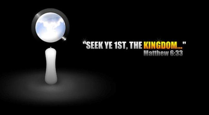 Vương quốc của Thượng Đế