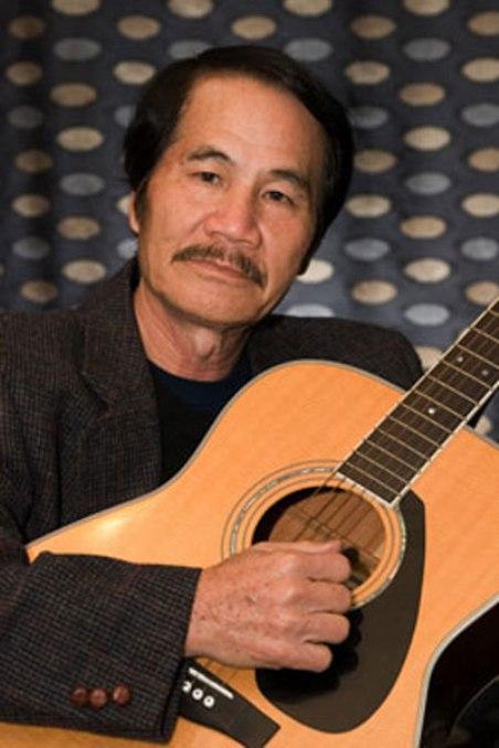 Nhạc sĩ Nhật Ngân. (Hình:  RFA)