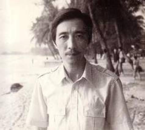 Nhạc sĩ Thanh Trang thời trẻ.