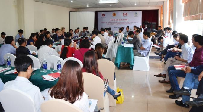 Hà Tĩnh: Đối thoại cải thiện môi trường kinh doanh nông sản