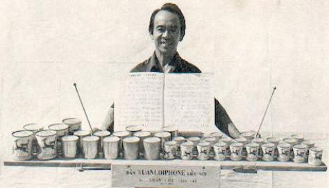 Ðàn Xuanloiphone sáng chế 20-07-1976, Sài Gòn.