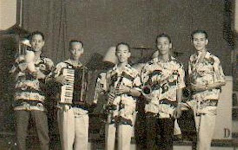 Dancing Hollywood 1943.