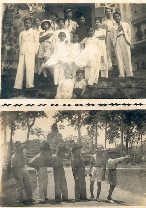 xuantien_Ảnh trên-- Gia đình cụ Phạm Xuân Trang